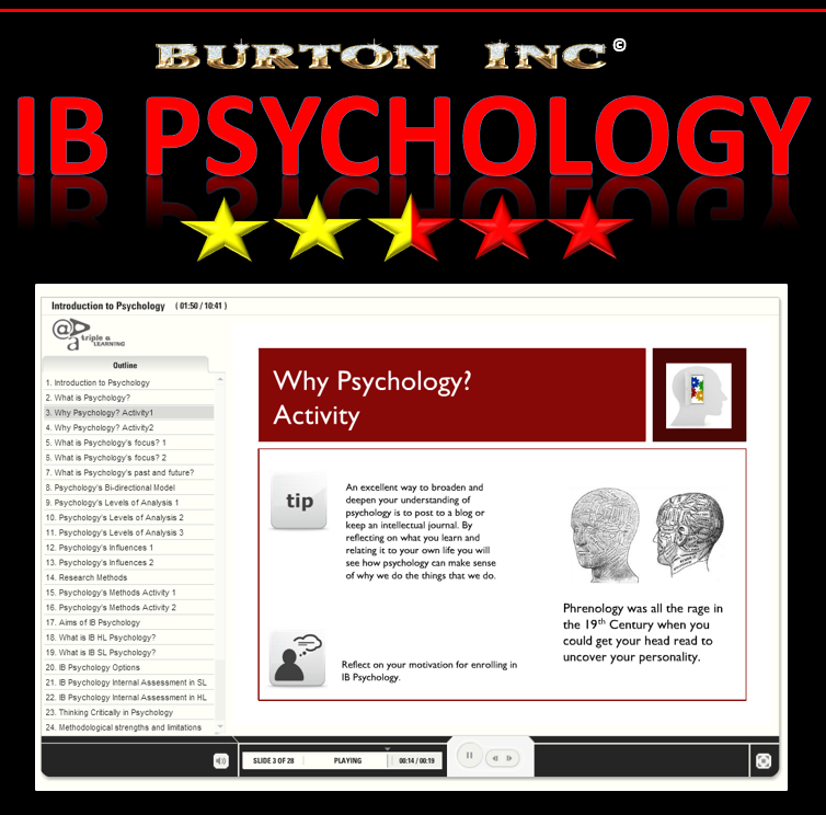 psychology ib By travis dixon this is a complete textbook that accompanies our themantic approach to teaching ib psychology.